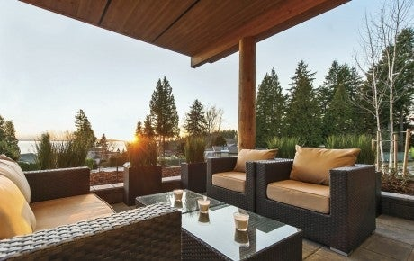 An exclusive enclave of luxurious new condo residences is spectacular White Rock