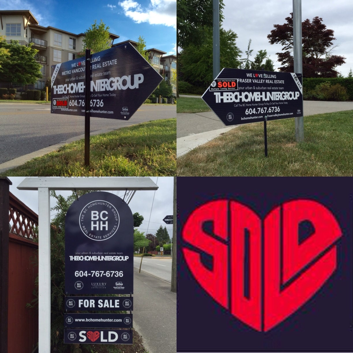 SOLD - THE BC HOME HUNTER GROUP - @BCHOMEHUNTER  THE BC HOME HUNTER GROUP METRO