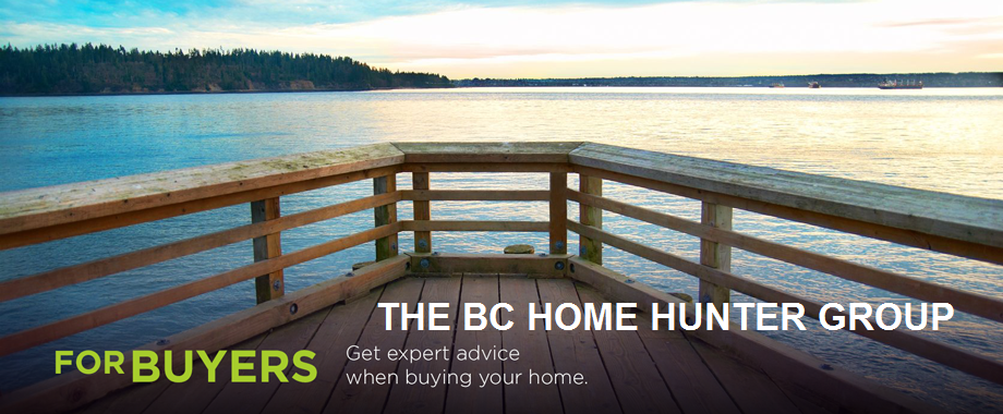 THE BC HOME HUNTER GROUP REAL ESTATE TEAM